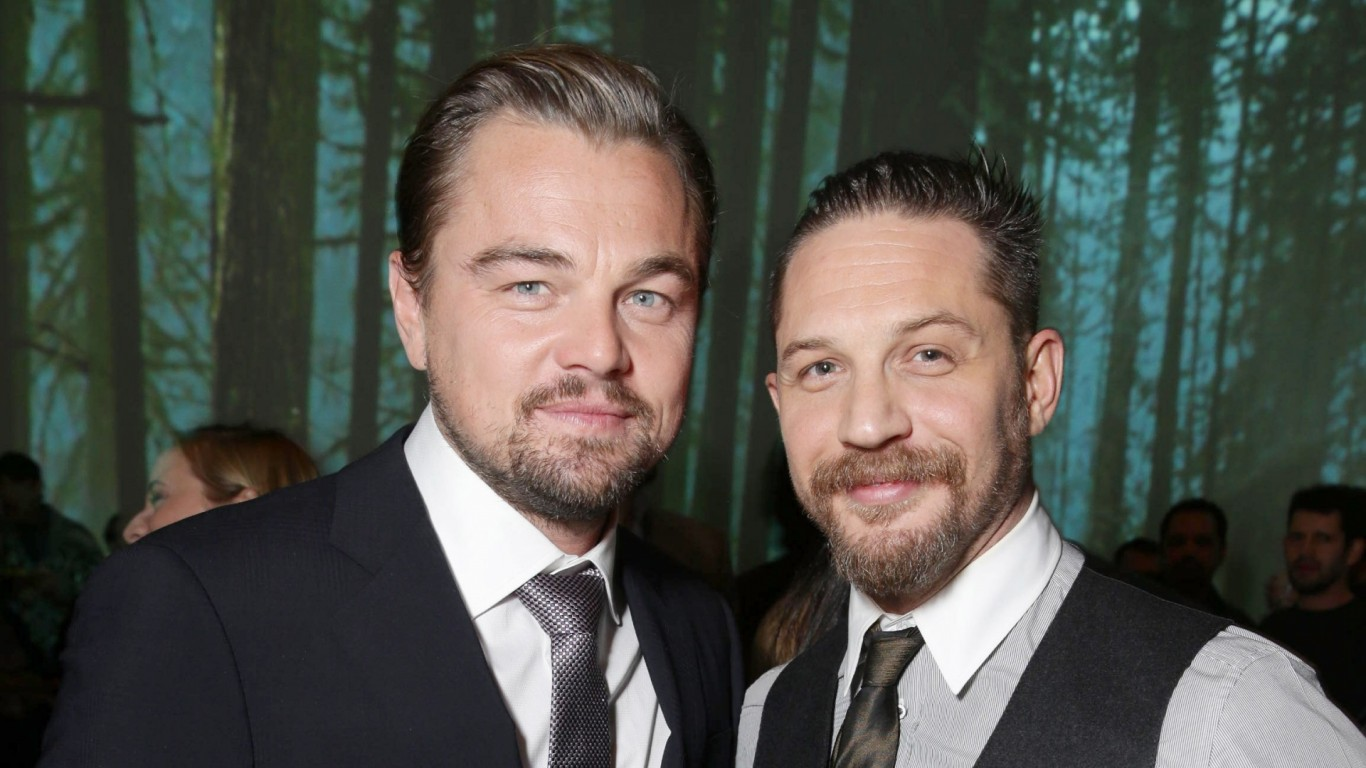 Will fifth time be the charm for Leonardo DiCaprio?